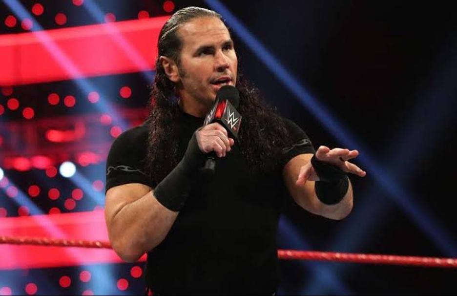 Matt Hardy WWE