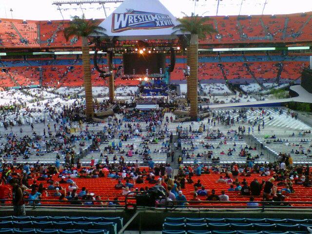Sun life stadium Miami